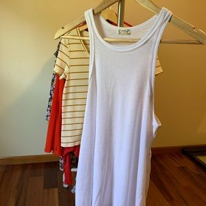 Free People Racerback Tank
